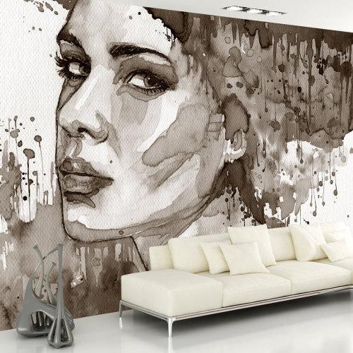 Wallpaper - Black Lady