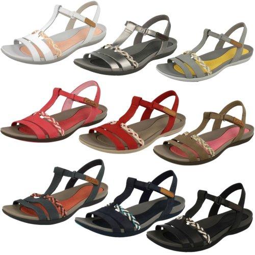 Ladies Clarks Casual Sandals Tealite Grace - D Fit