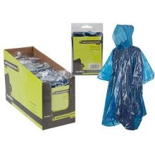 Summit Adult Emergency Poncho Unisex In A Pouch