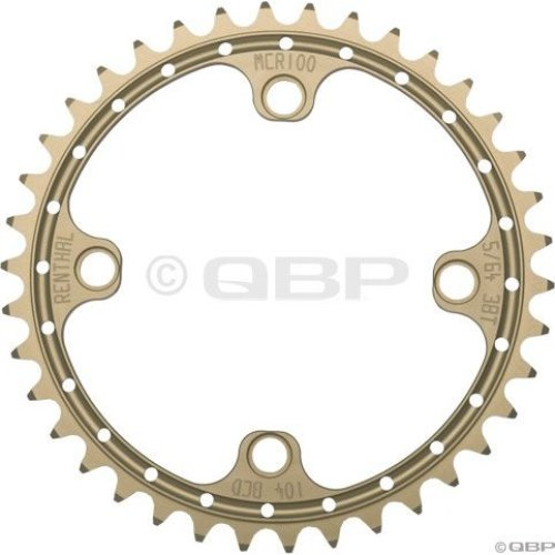 Renthal SR4 Chainring Gold 32t Gold 32t