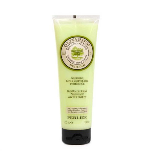 Perlier Bath Shower Cream with Pure Olive Oil
