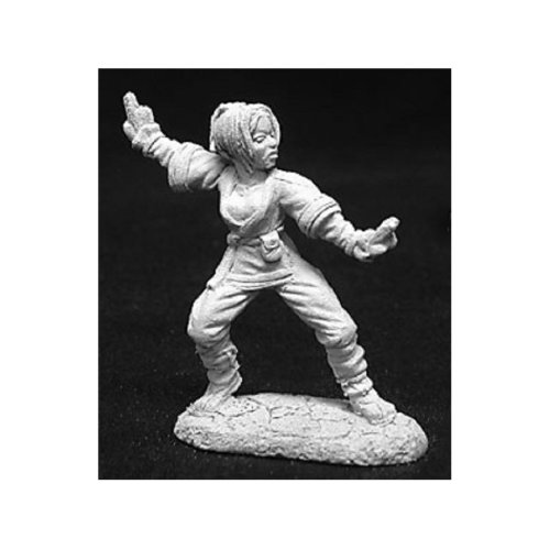 Reaper Miniatures Dark Heaven Legends 02731 Yuri Female Monk