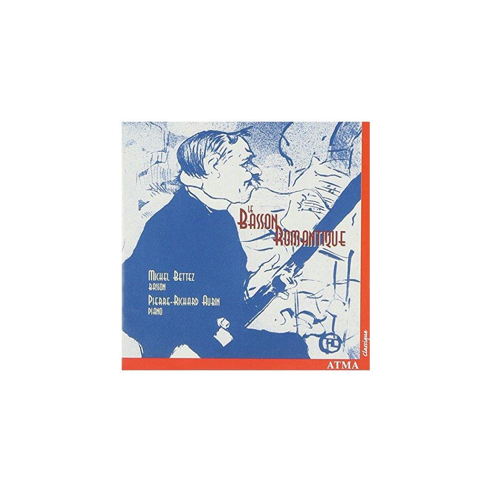 Michel/Aubin, Pierre-Richard Bettez - Romantic Bassoon [IMPORT] [CD]