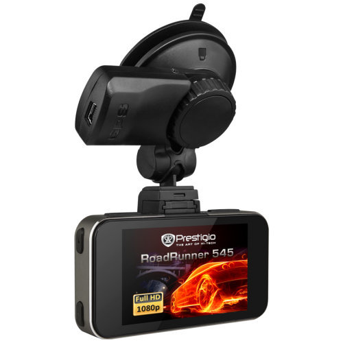 Prestigio RoadRunner 545 Black
