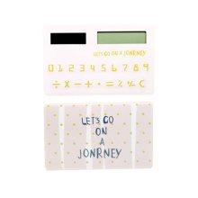 Ultra - thin Cute Mini Office Student Portable Calculator/Kids toys,A8