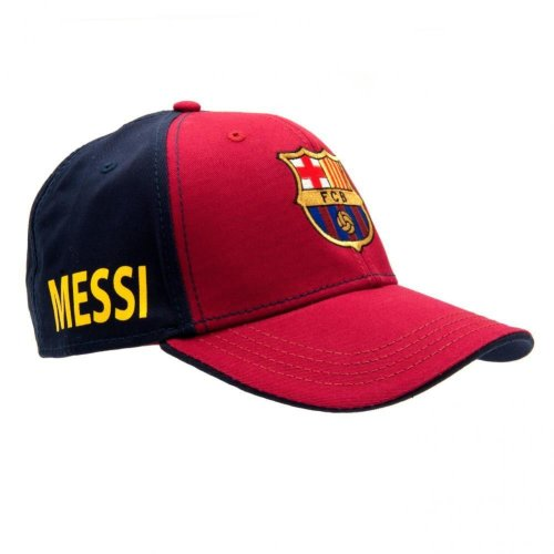 FC Barcelona Messi Touch Fastening Baseball Cap