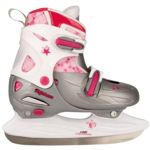 Nijdam Figure Skates Size 38-41 3020-ZWR-38-41