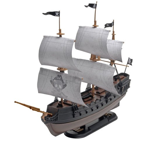 Revell Monogram 1:35 Snaptite The Black Diamond Pirate Ship