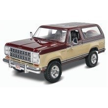 Rvm4372 - Revell Monogram 1:24 - '81 Dodge Ramcharger