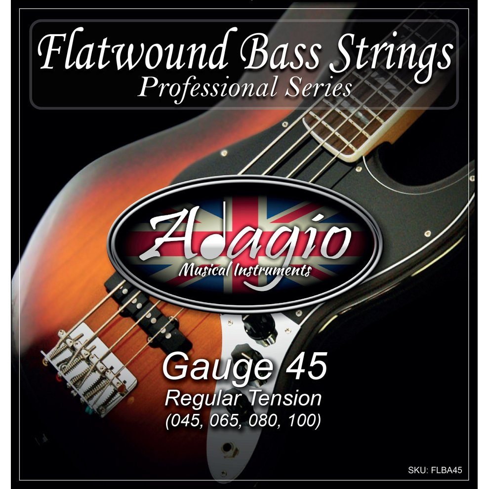 best nickel flatwound bass strings