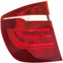 Bmw X3 F25 2010-2016 Rear Tail Light Lamp Passenger Side Left N/s