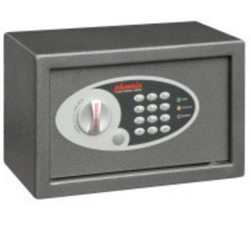 Phoenix SS0801E Steel Black,Grey safe
