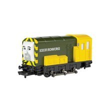 Bachmann Thomas and Friends Iron Arry Locomotive with Moving Eyes (HO Scale)