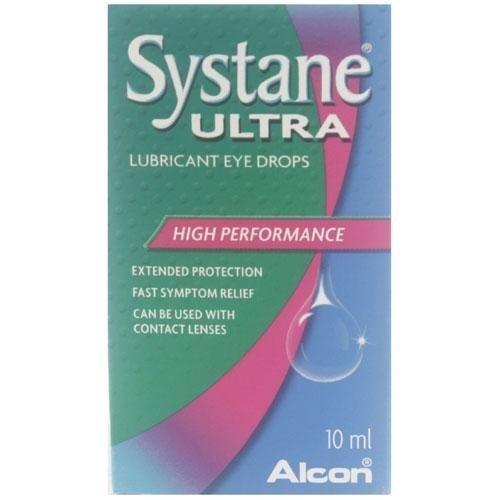 Systane Ultra- Lubricant Eye Drops 10ml