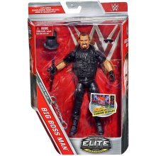 WWE Big Boss Man Elite Series 47 Mattel Wrestling Action Figure New - Bossman