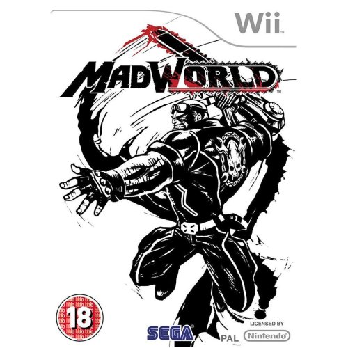 Madworld Nintendo Wii Game