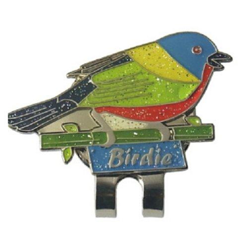 Creative Bird Metal Golf Ball Marker, Color Color Randomly Send