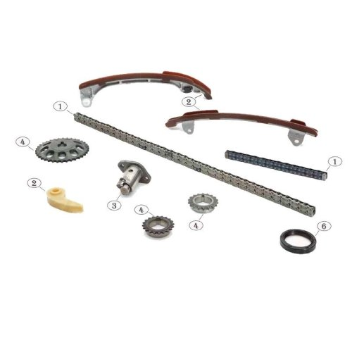 Toyota Avensis 2.0 Vvt-i Petrol 2000-2003 Timing Chain Kit