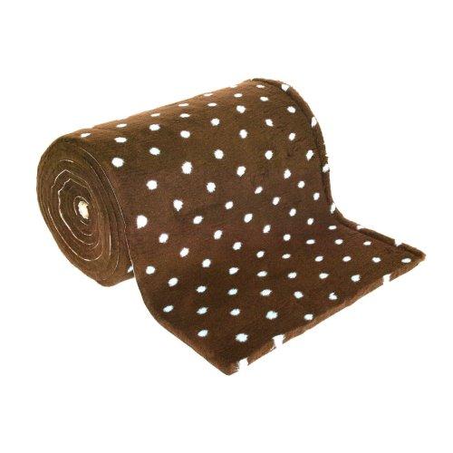 Non Slip Vetbed Half Roll Polka Dot 10m