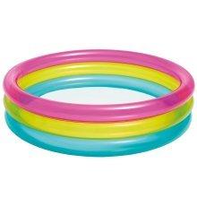 Intex Sunset Glow Baby Pool Age 1 thru 3 34in X 10 in 86cm X 25cm