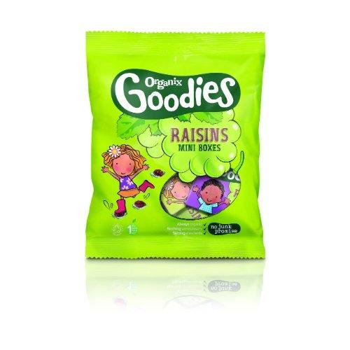 Goodies  Mini Raisin Boxes (14g x 12)