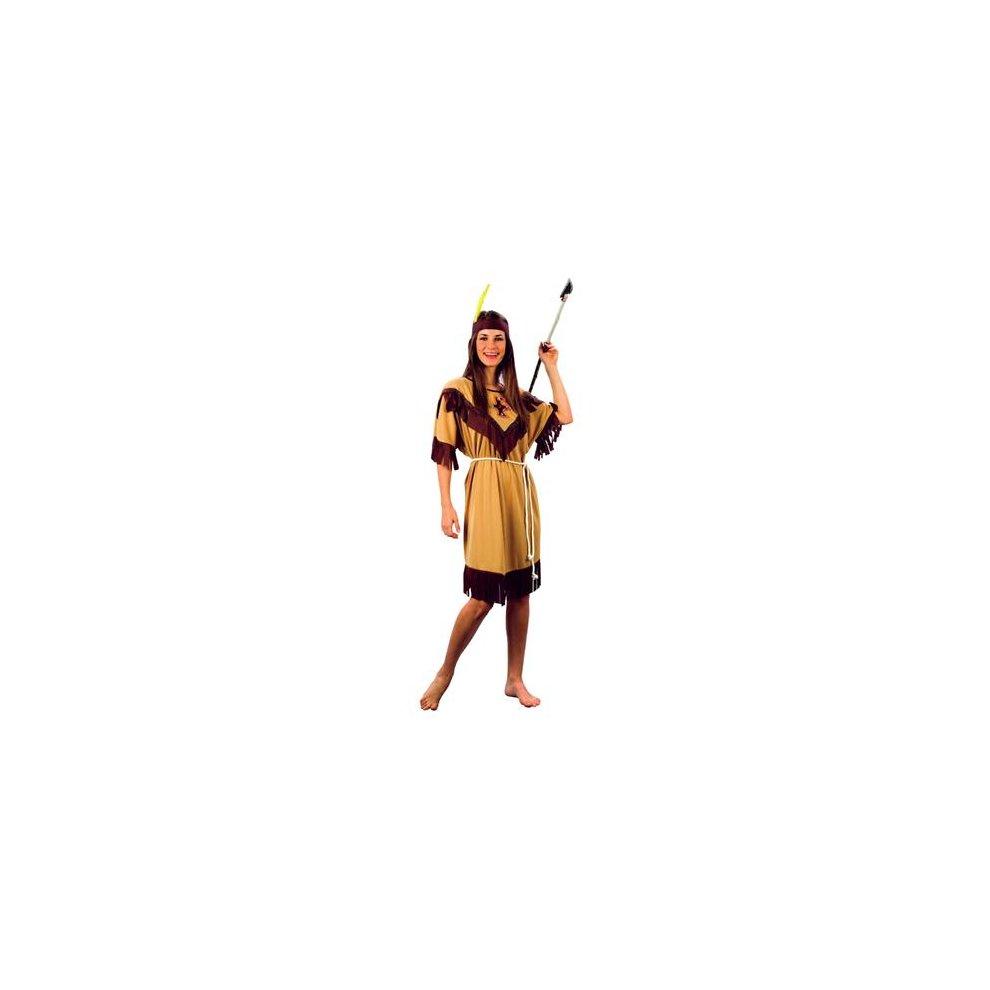 c6c1fd28e74 Ladies Indian Lady Costume - Dress Fancy Native Adult Pocahontas - indian  costume dress fancy native lady ladies adult pocahontas
