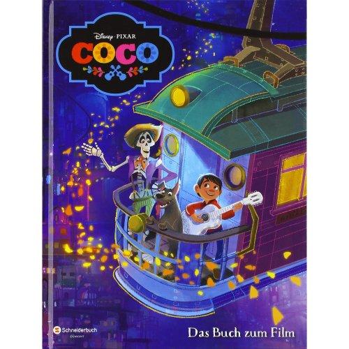 Coco: Das Buch zum Film