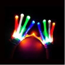 Halloween LED Gloves Costume