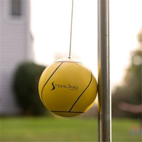 Sunnywood 4388 Sterling Sports Deluxe Tetherball Set