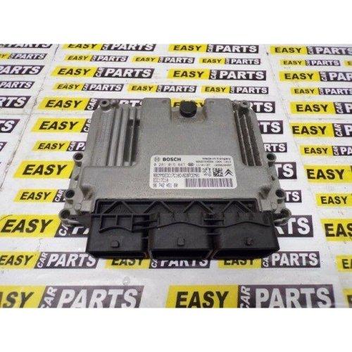CITROEN C3 PICASSO 1.6 ENGINE CONTROL UNIT ECU 9674245180