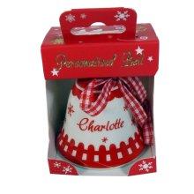 Amelia Christmas Bell