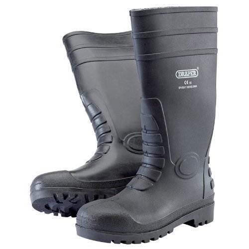 Safety Wellington Boot Size 8