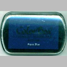ColorBox Pigment Ink Pad-Royal Blue