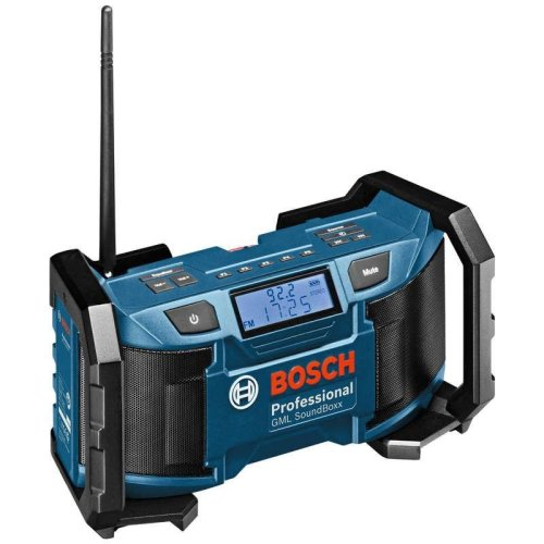 Bosch GML SOUNDBOXX Jobsite Radio for 14.4V/18V