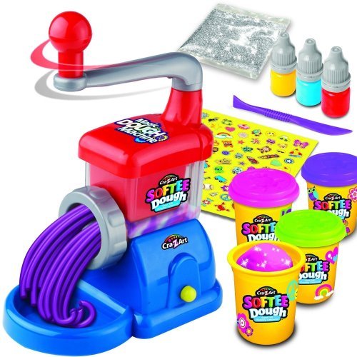 Cra-z-art Softee Dough Magic Dough Machine