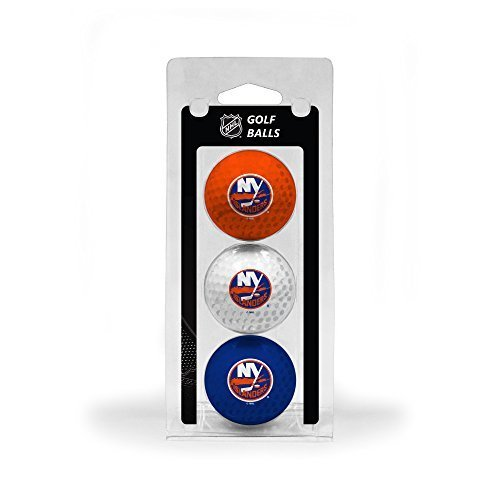 NHL New York Islanders 3 Golf Ball Pack
