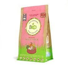 Beco Food - Wild Boar With Broccoli And Pumpkin - 2kg - Natural Grain Free - -  beco food dog 2kg wild boar conscious dry complete