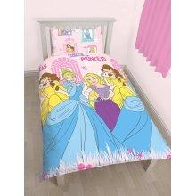 Disney Princess Boulevard Single Duvet Cover Set Polyester