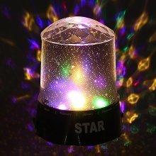 Fantastic Star Master Night light Sky LED Projector