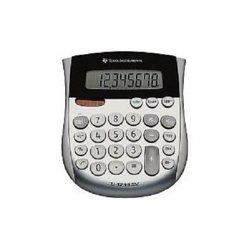 Texas Instruments TI1795SV Desk Calculator with Large Digits