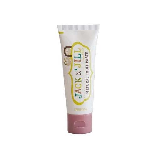 Jack N Jill Natural Calendula Toothpaste Raspberry Flavour 50g