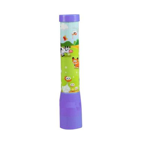 Purple, Kids Science Exploration Toy Fun Kaleidoscope Prism