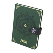 Nintendo Legend of Zelda A5 Premium Notebook