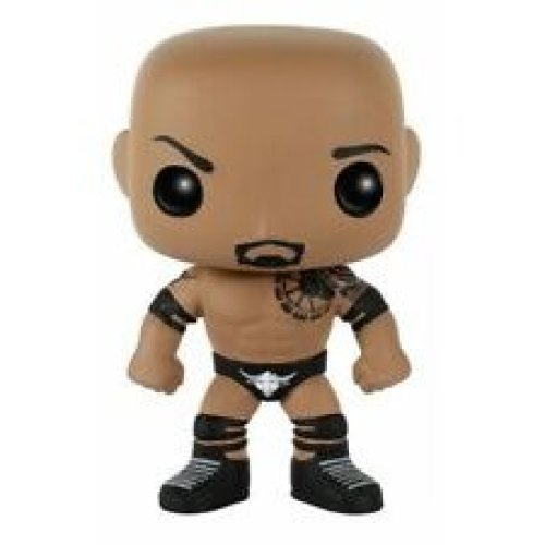 new styles b1e54 acaf9 Funko Pop! WWE - The Rock Vinyl Figure #03