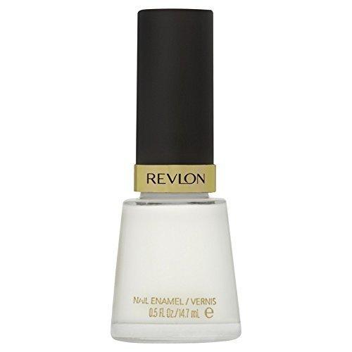 Revlon Nail Enamel, White On, 14.7 ml