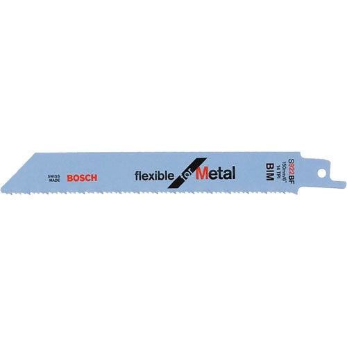 Bosch S922BF Wood and Metal Sabre Saws Blade Pack of 5