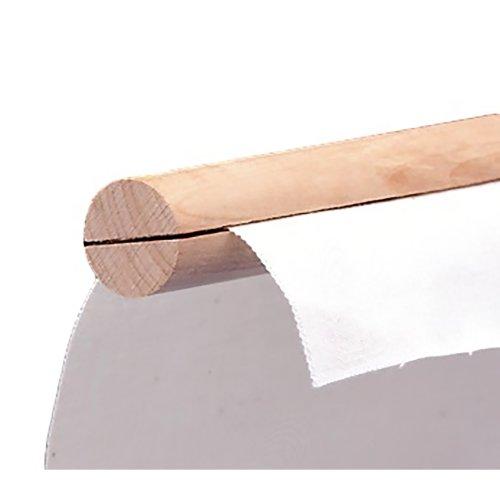 "Frank A. Edmunds Split Rail Scroll Frame -8.5""X24"""