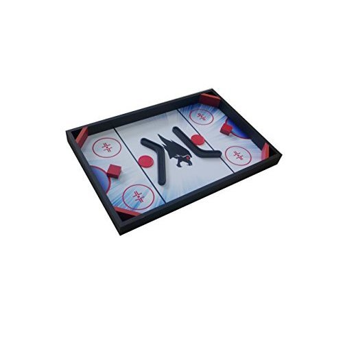 Lion Sports Shuffle Hockey Tabletop Game
