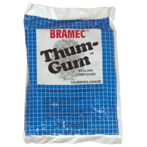 Bramec 0706.1045 1 lbs Thumb Gum Bag