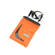 """9.3""""*6.9""""ORANGE Waterproof Underwater Swimming Diving Dry Bag Pouch"""